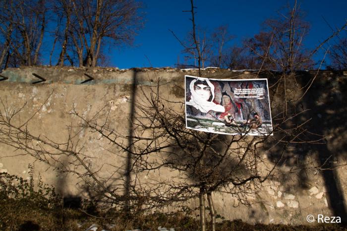 Famous photojournalist exposes Armenian vandalism in Shusha