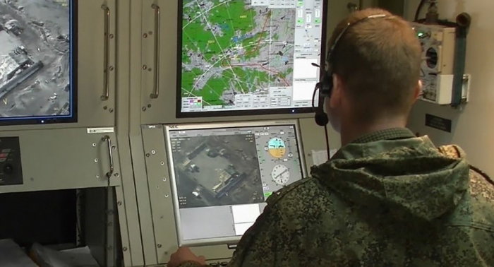 """Russian troops monitor Karabakh ceasefire with """"Forpost"""" and """"Orlan-10"""" drones"""