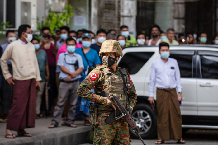 After Myanmar's Coup -   OPINION