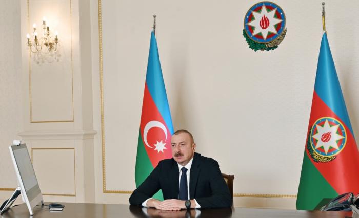 Demining of liberated Azerbaijani lands is priority – President Aliyev