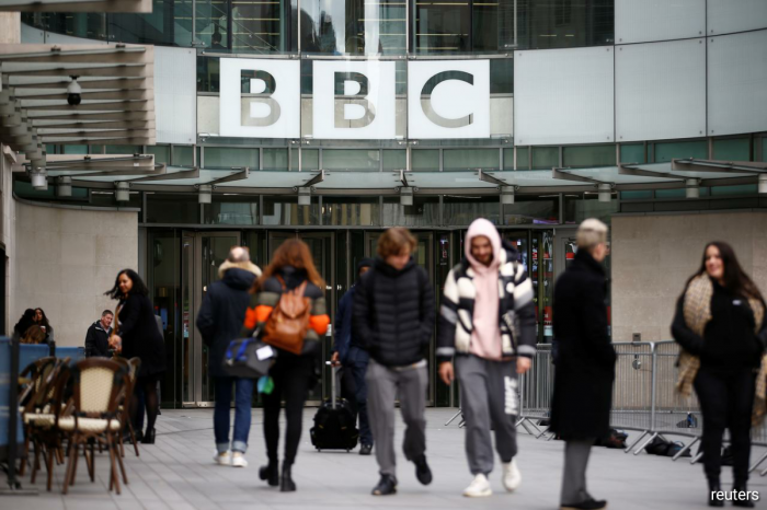 BBC comes under fire from Chinaas dispute with Britain intensifies