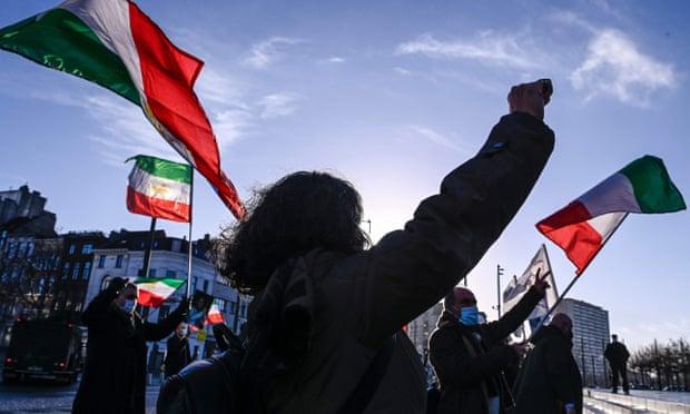 Iranian diplomat sentenced to 20 years in Belgium over bomb plot