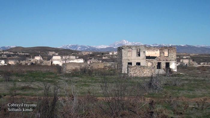 Soltanli village of Azerbaijan's Jabrayil district –   VIDEO