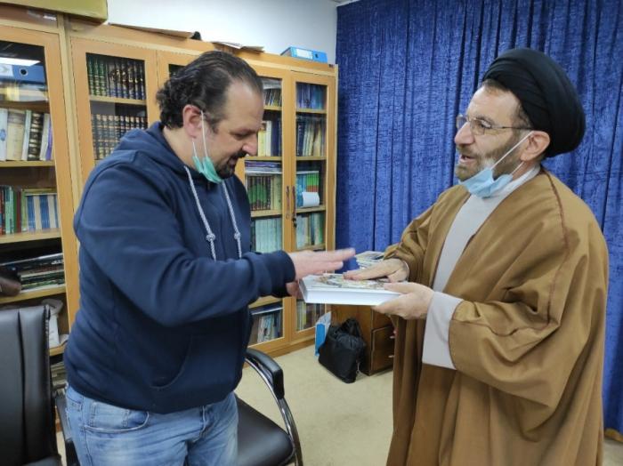 İranda səfərdə olan italyan İslamı qəbul etdi