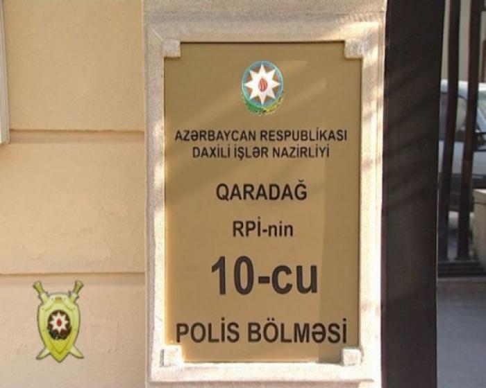"""""""Moyka""""dan maşını qaçırıb qəza törətdi"""