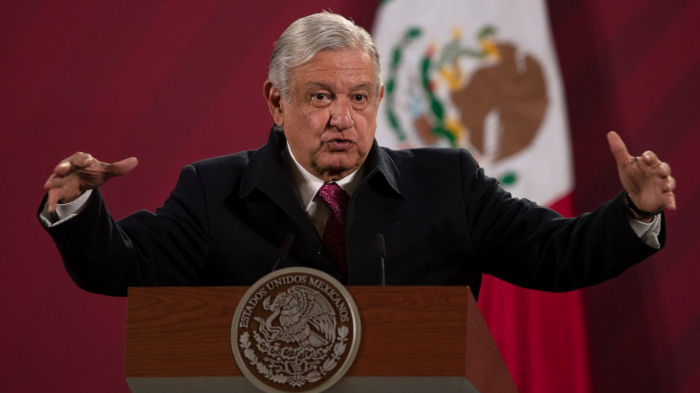 Mexican president recovers from COVID-19