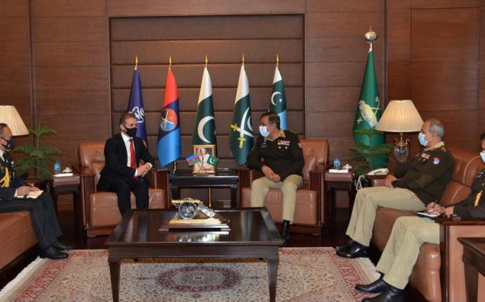 Azerbaijan's Karabakh victory welcomed by Pakistan – General