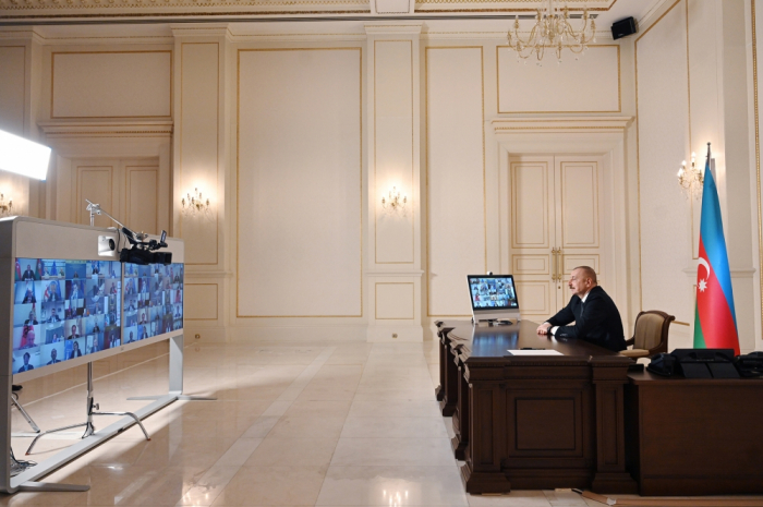 Completion of TAP project is a historic achievement, says Ilham Aliyev
