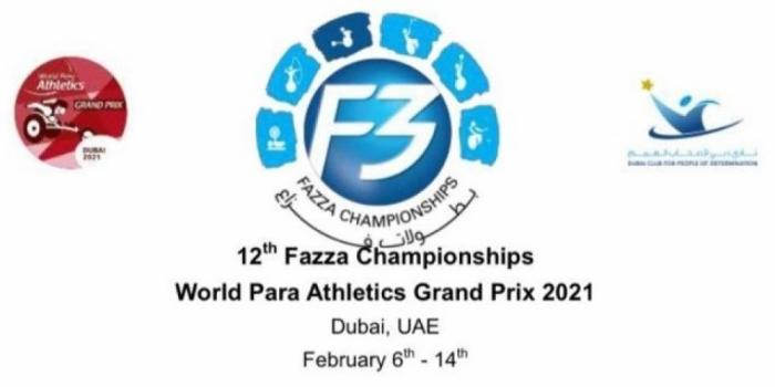 Grand Prix de Dubaï: un athlète paralympique azerbaïdjanais décroche une médaille d