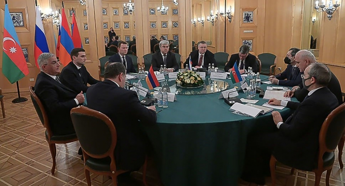 Trilateral working group on Karabakh holds another meeting