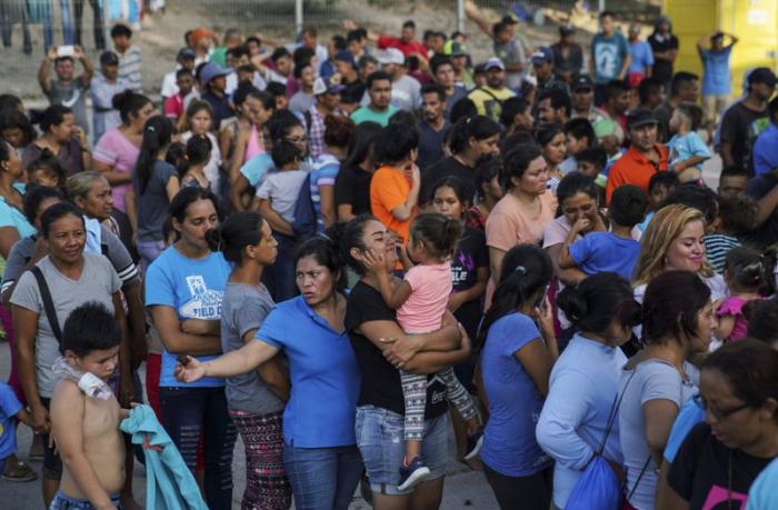 Biden to slowly allow 25,000 people seeking asylum into US