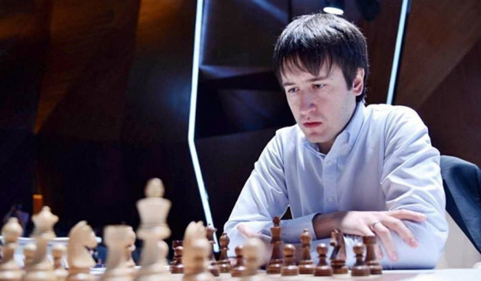 Azerbaijani grandmaster Teymur Rajabov wins bronze medal of Opera Euro Rapid