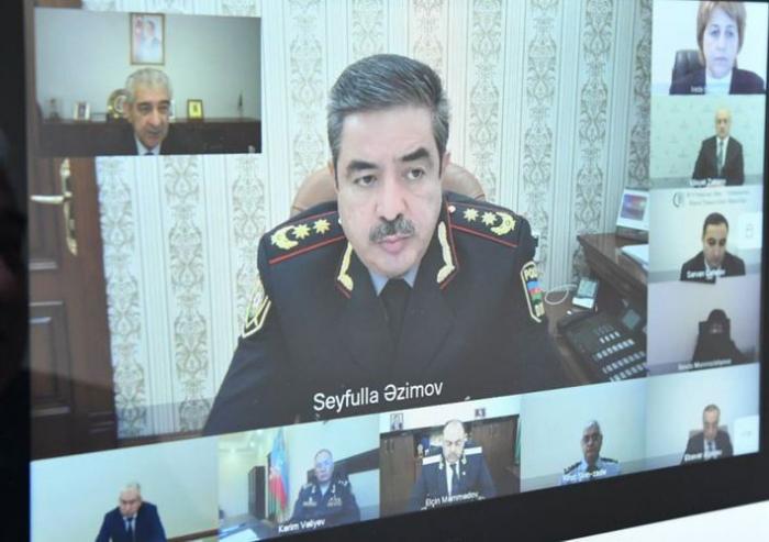 Narkomaniyayla mübarizəyə dair Dövlət Proqramı müzakirə olundu