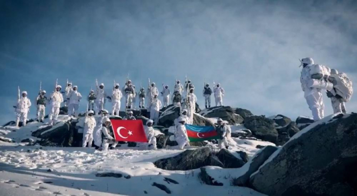 Azerbaijani military servicemen return home after joint drills in Turkey -   VIDEO