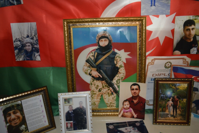 Şəhid dayısının qisasını alan Şuşa fatehi -    VİDEO+FOTOLAR