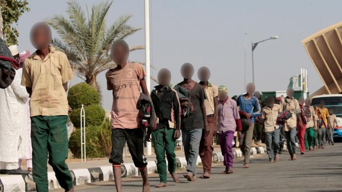 Gunmen kidnap hundreds of schoolboys in Nigeria