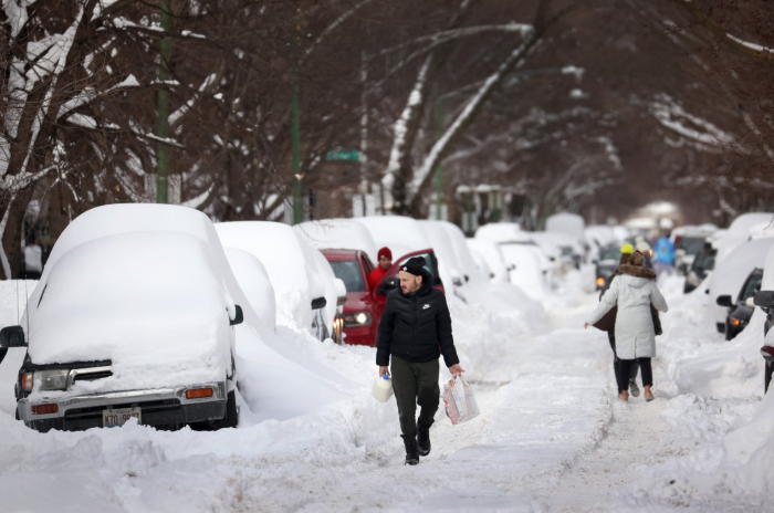 Winter storm in US leaves millions without power, claims more lives