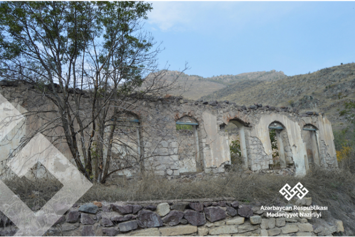 Azad olunmuş ərazilərdə 106 yeni abidə aşkarlanıb
