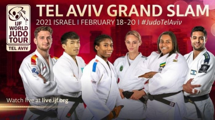 Azerbaijani judoka wins gold at Tel Aviv Grand Slam