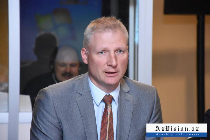 EU says ready to share peace-building experience with Azerbaijan