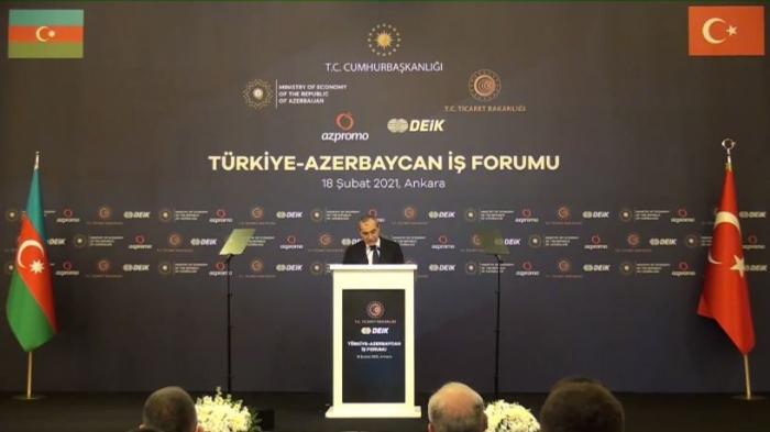 Ankara hosts Turkish-Azerbaijani business forum