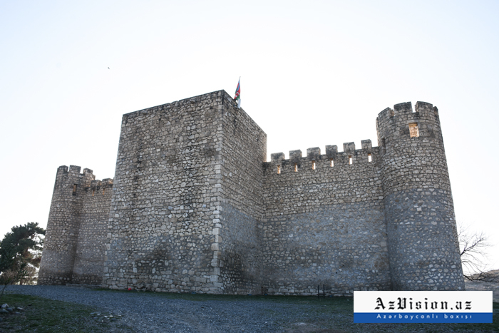 In photos:   Magnificent fortress of Panahali Khan in liberated Aghdam