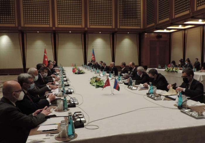 Meeting of Azerbaijan-Turkey Intergovernmental Commission on Economic Cooperation kicked off in Ankara