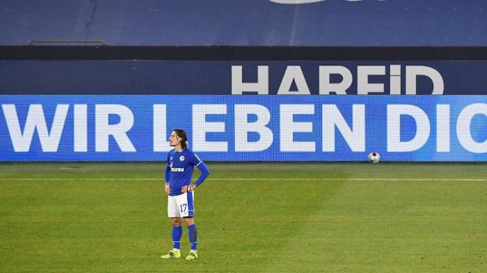 Nie war mehr Schalke 0:4