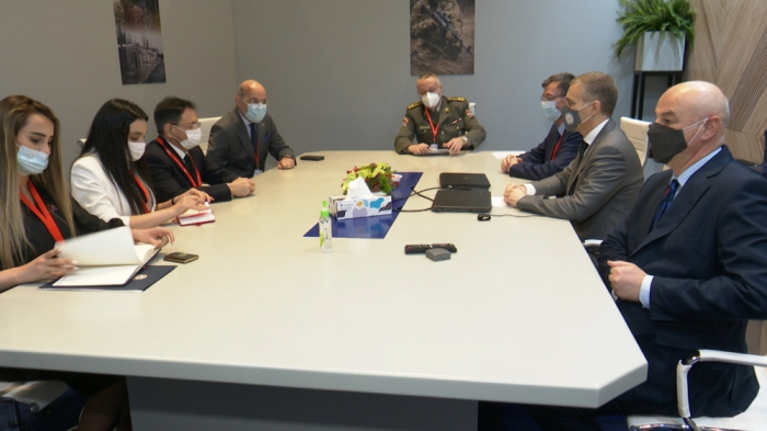 Azerbaijan, Serbia discuss prospects for military-technical cooperation