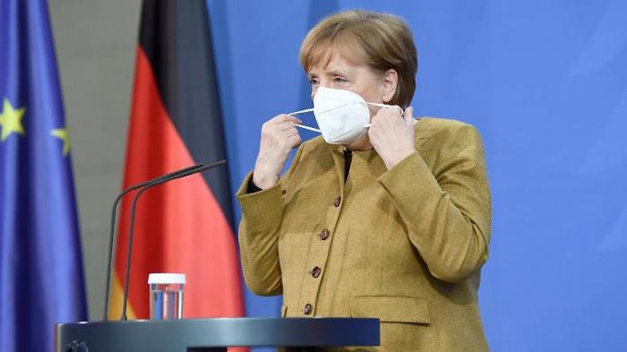 Merkel stellt Öffnungen in Aussicht