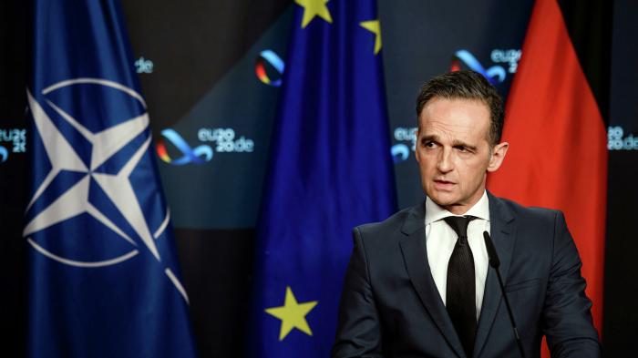 Maas spricht sich für Dialog mit Russland aus – aber auch für Sanktionen