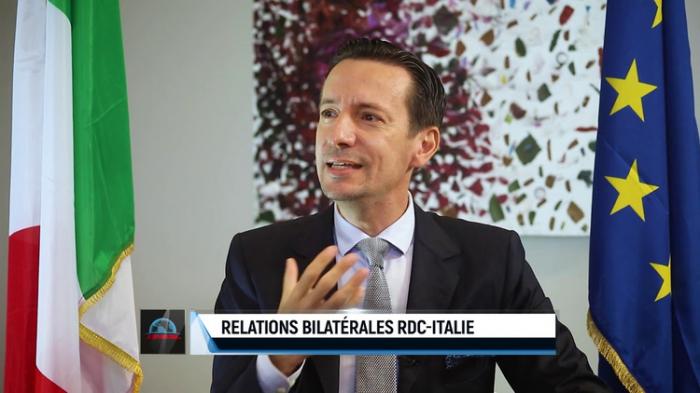 Italian ambassador to DR Congo killed in attack on UN convoy