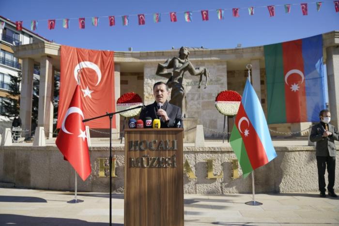 Khodjaly: Une cérémonie commémorative organisée en Turquie