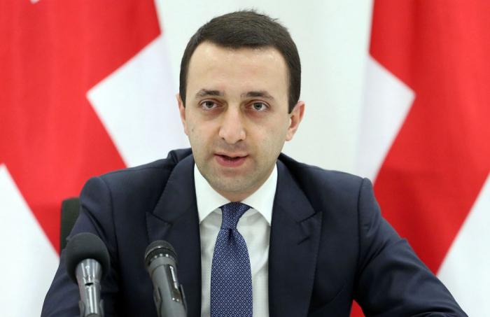 Garibashvili becomes Georgian PM again