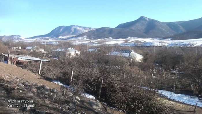 Bilder von Agdams Sirhavand Dorf  - VIDEO