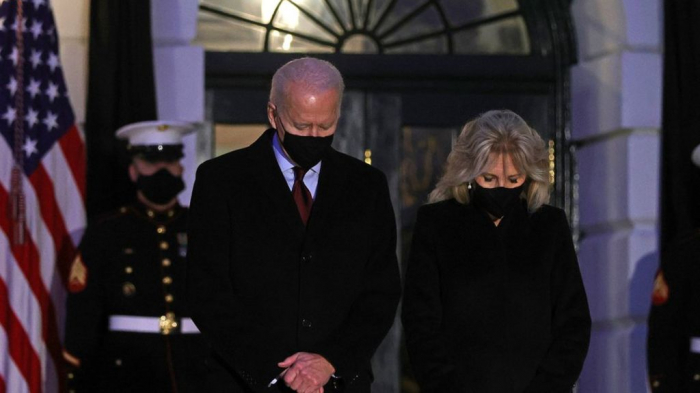 Biden calls 500,000 coronavirus deaths in US a