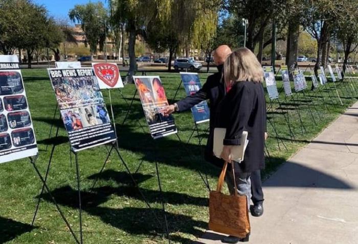 Exhibition on Armenian terror held in US