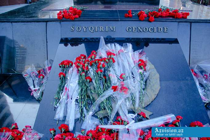 TV programme on Khojaly Genocide broadcasted in the United States -  VIDEO