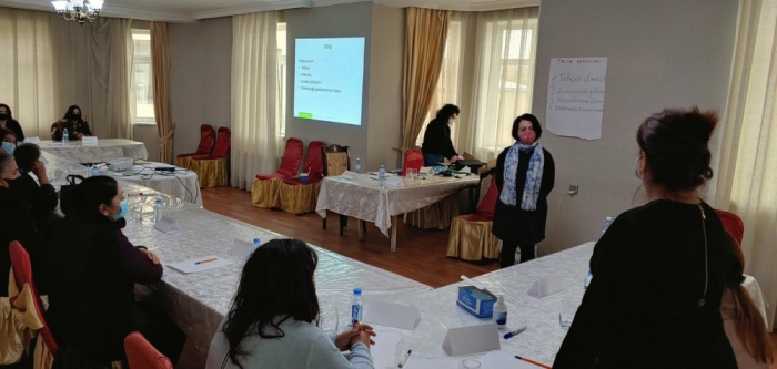 WHO Azerbaijan contributes to mental health and psychosocial support in regions