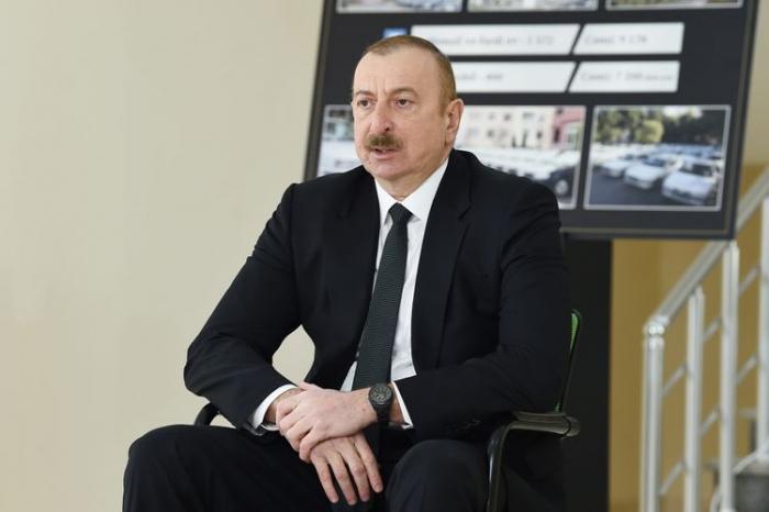 """""""300-dən çox qazimiz müasir protezlərlə təmin ediləcək"""" -    Prezident"""
