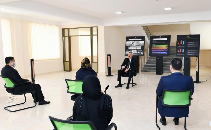 """""""Qətiyyətlə deyə bilərik ki, istədiyimizə az itkilərlə nail olduq"""" -    Prezident"""