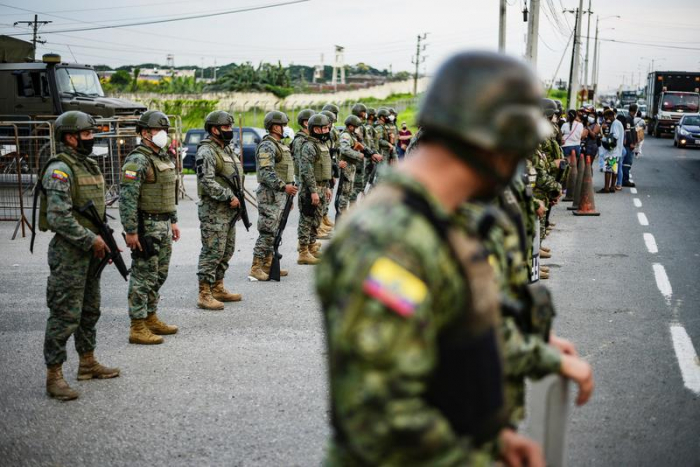 Death toll from prison riots in Ecuador rises to 79