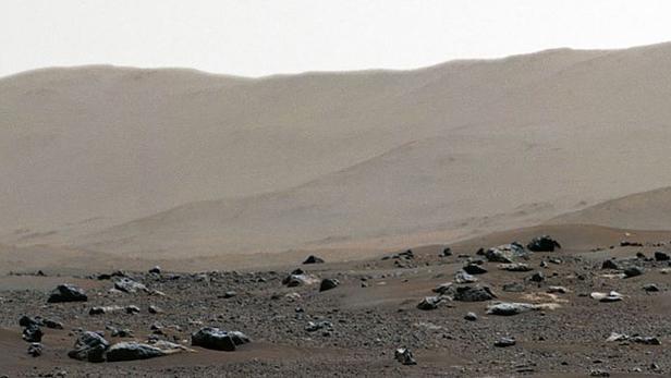 La Nasa publie une spectaculaire photo panoramique de Mars prise par Perseverance