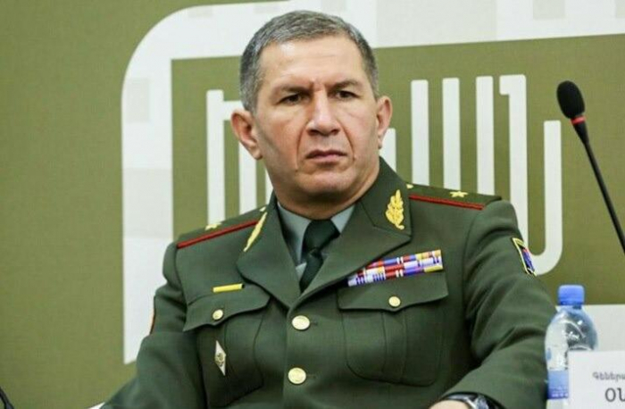 Nikol Pashinyan sacks Chief ofGeneral Staff of Armenian Armed Forces