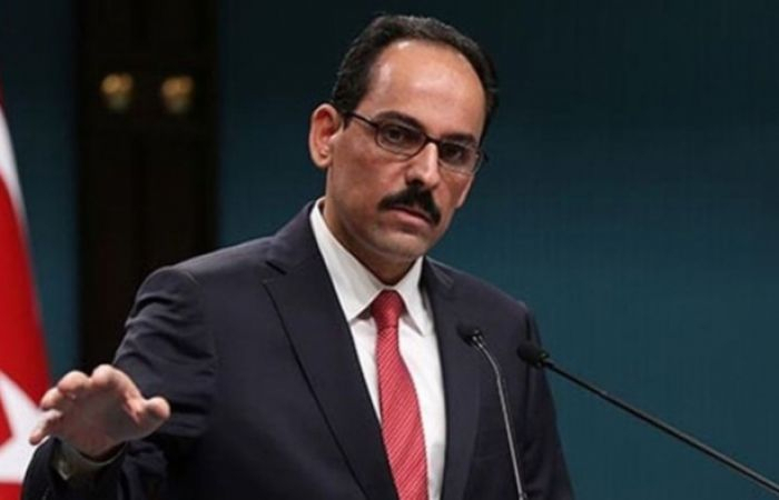 Turkey's top official condemns coup attempt in Armenia