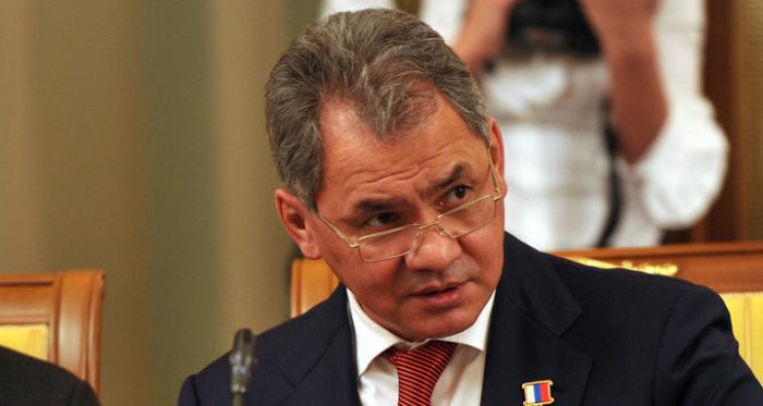 Russian defense minister phones Armenian counterpart