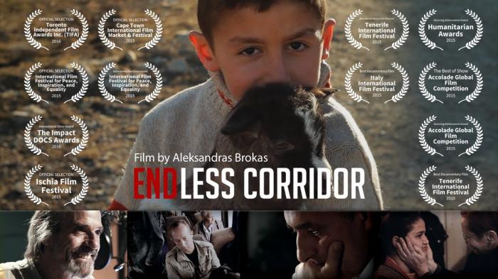 """""""Endloser Korridor""""  ,ein herzzerreißender Bericht über Völkermord von Chodschali -  VIDEO"""