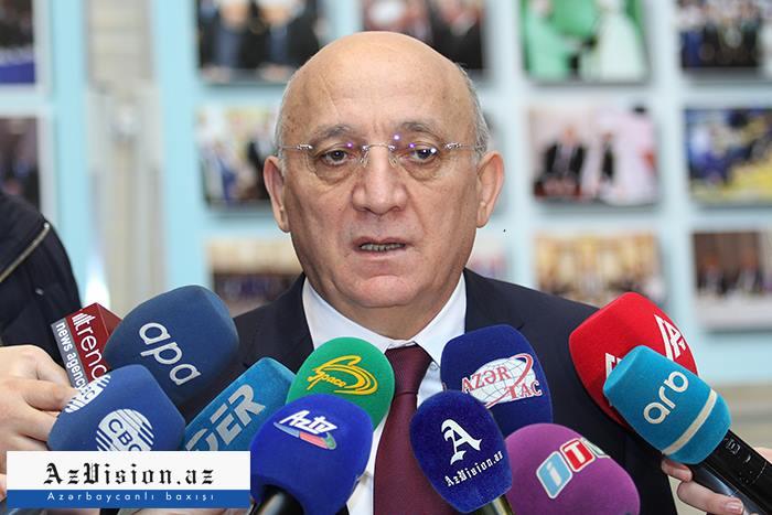 Des Arméniens ont détruit tous les monuments religieux et historiques, Mubariz Gourbanly