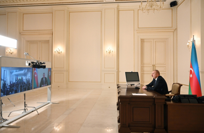 Ilham Aliyev: We have created new realities, Armenia and other countries must reckon with it