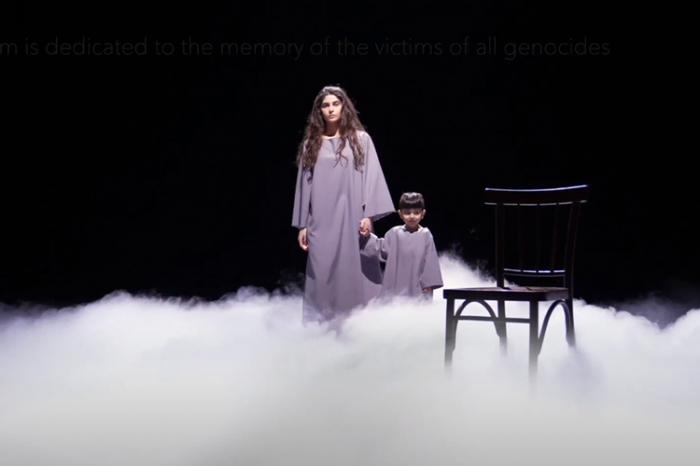 Uşaq və Ana:    Xocalı hekayəti -    VİDEO